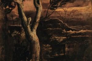 Santa Maria Maddalena, olio su tela (209x425 cm), 1582/87
