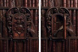 Magnificenza nella libraria