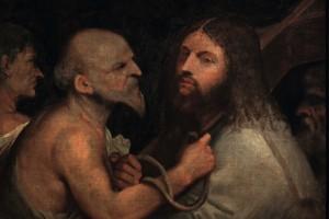 Cristo Portacroce, olio su tela (68,2x88,3) 1505