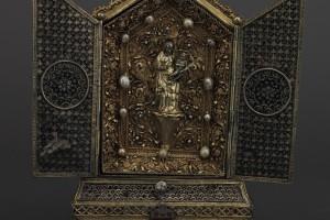 Altarolo con la Madonna e il Bambino 1430 circa