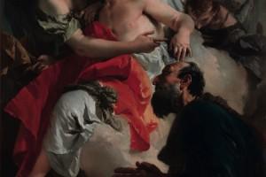 Abramo e gli Angeli