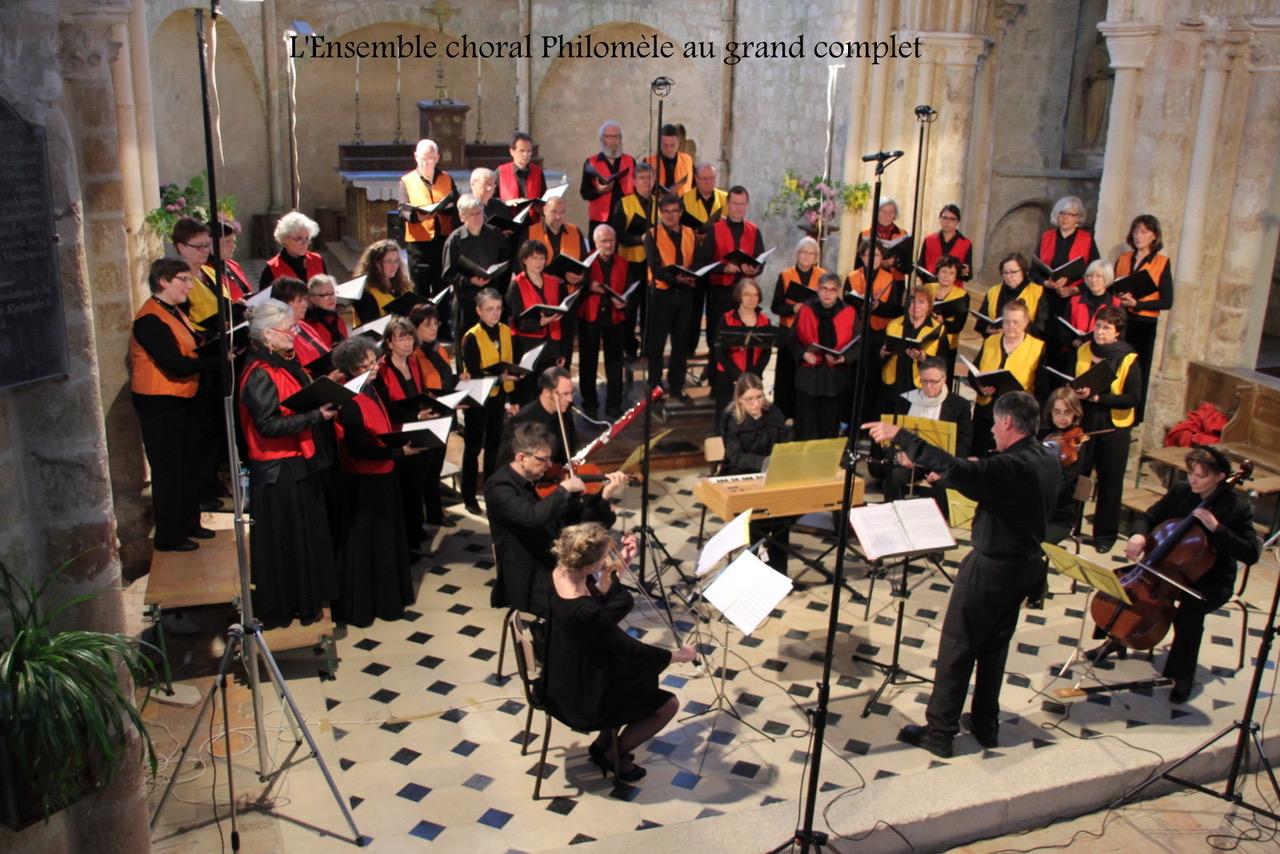Coro Philomèle di Parigi