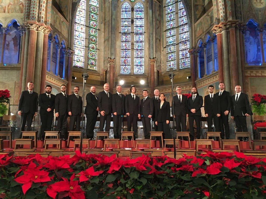 Assisi - Concerto RAI - 2016 Coenobium Vocale