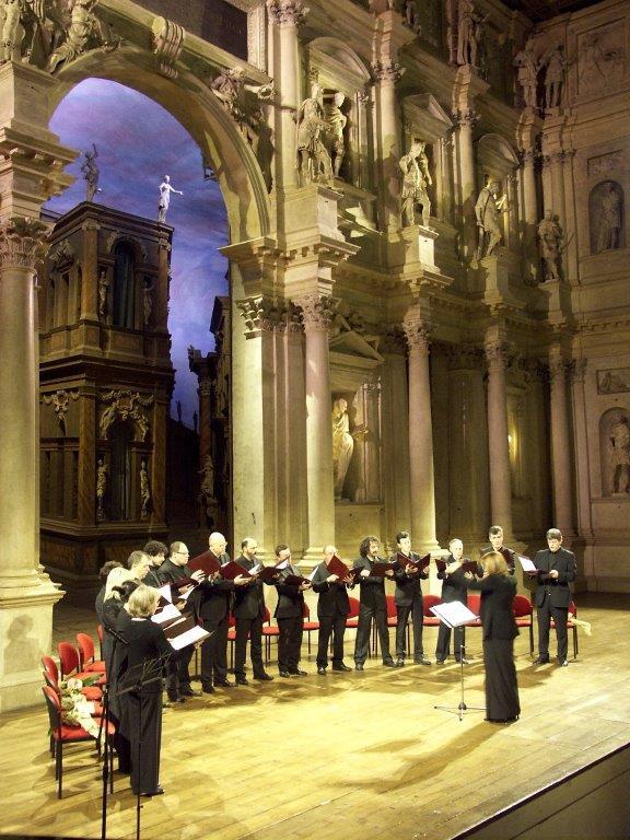 Coenobium Vocale Teatro Olimpico