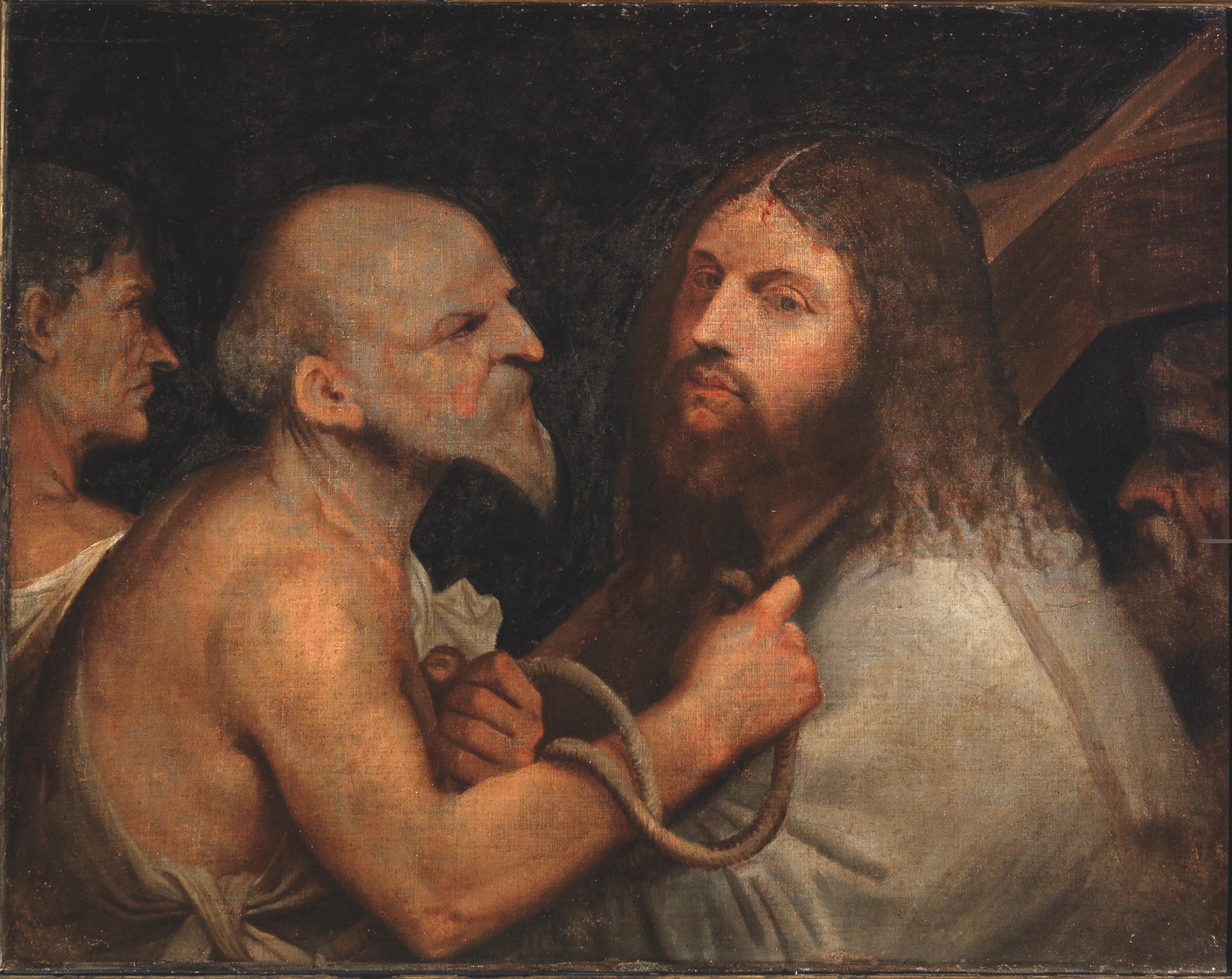 Giorgione - Cristo portacroce (1508-1510)